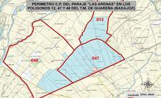 El proyecto de concentración parcelaria 'Dehesa de Guareña' permanecerá un mes en exposición pública