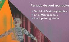 El Ayuntamiento oferta 120 plazas para la escuela municipal de teatro