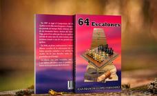 Hoy se presenta el libro '64 escalones' de Juan Francisco López Fernández