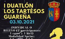 Este domingo 3 de octubre se organiza el I Duatlón 'Los Tartesos'