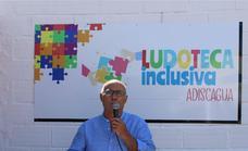 Adiscagua ya tiene su ludoteca inclusiva en su nueva sede
