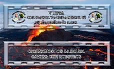 Los senderistas de Valdearenales invitan a caminar «por La Palma»