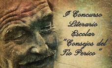 Se publican las bases del Concurso Literario Escolar de Relatos Cortos 'Consejos del tío Perico'