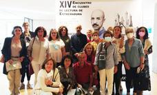 Los clubes de lectura de la biblioteca municipal se dan cita con Jesús Carrasco