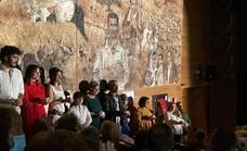 'Besar la Tierra' resucita los versos de Luis Chamizo y engrandece su recuerdo