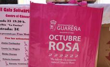 El ayuntamiento patrocina con mil bolsas rosas en apoyo a la lucha contra el cáncer de mama