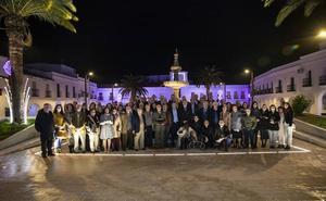 Herrera del Duque homenajea a las 7 corporaciones democráticas en el 40 aniversario de la Constitución