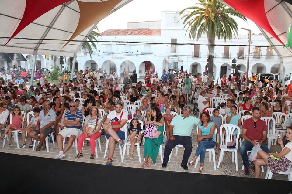 Ferias y Fiestas Agosto 2019