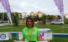 Elena Ayuso campeona de España