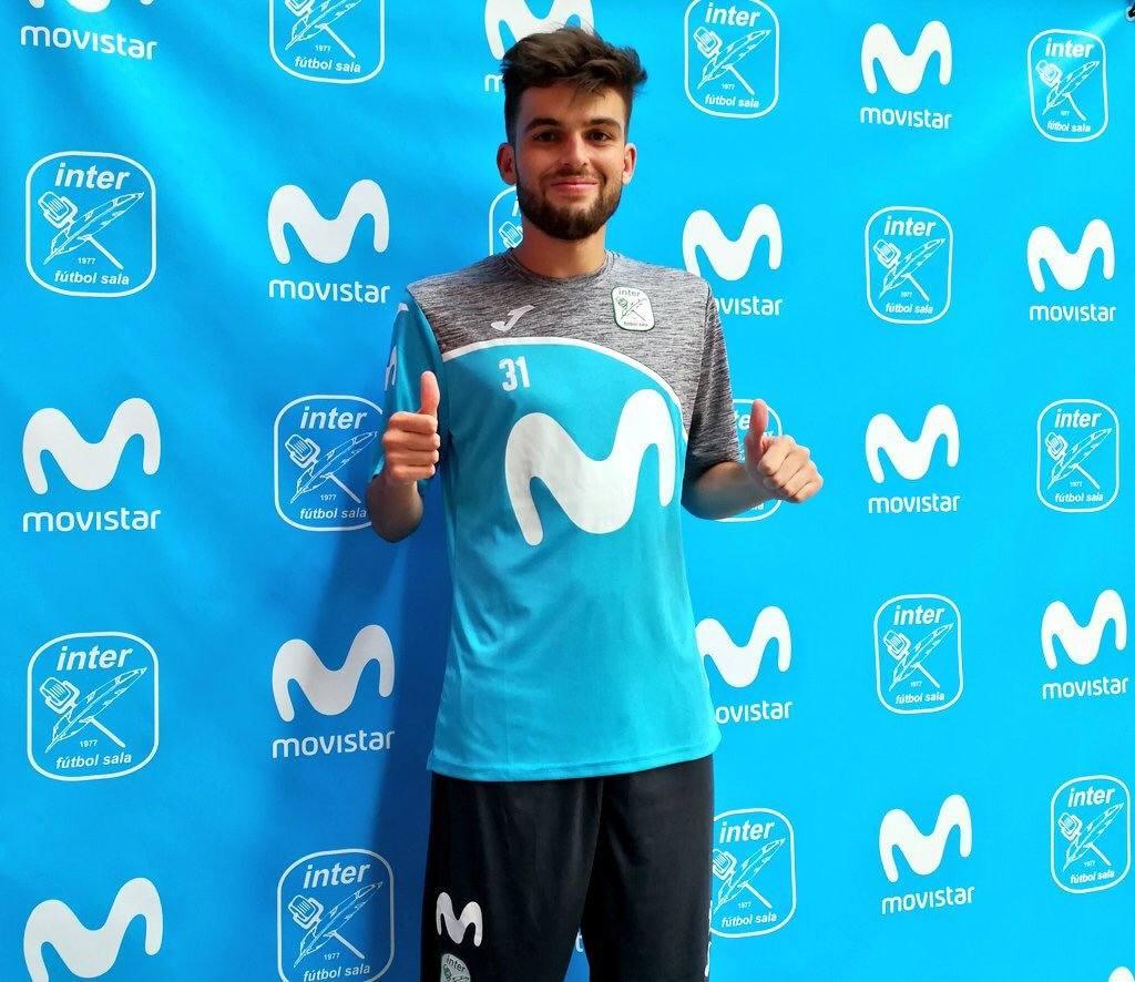 El herrereño Andrés Agudelo, debuta en la Primera División de la Liga Nacional de Fútbol Sala