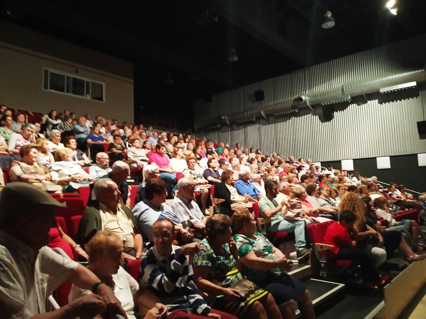 Se clausura la «Semana del Mayor 2.019» de Herrera del Duque con la asistencia de mas de 230 personas