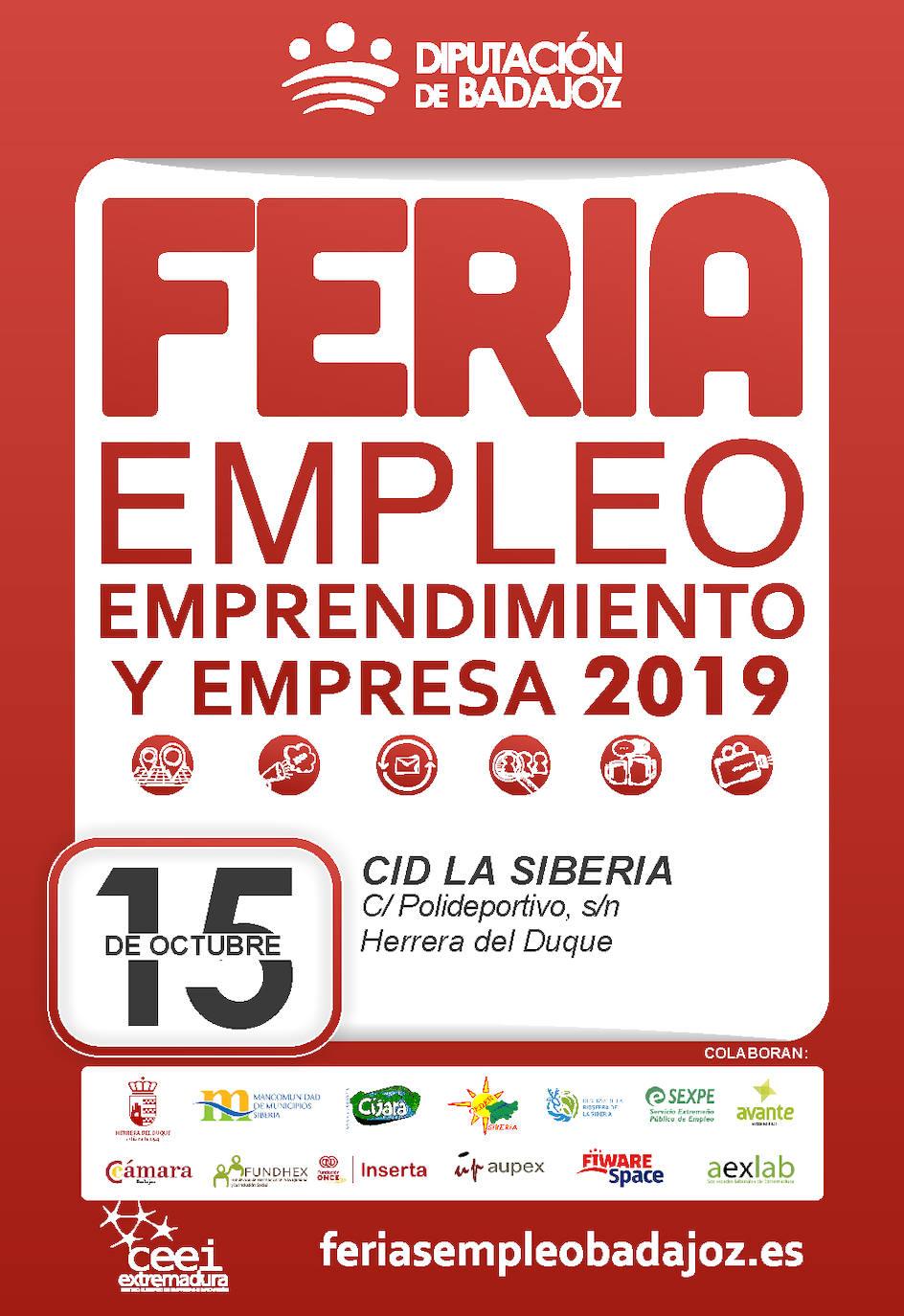 Una oportunidad para el empleo y el emprendimiento en Herrera del Duque y su comarca