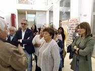 Inauguración de la exposición de Memoria Histórica ARMHEX Herrera del Duque