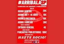 El S.P. Herrera lanza la campaña de abonos y publicidad 2020/2021