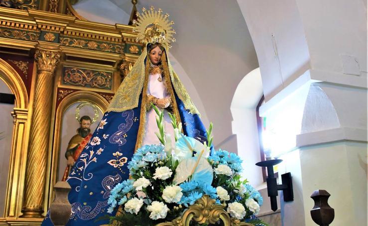 Festividad Virgen del Espino
