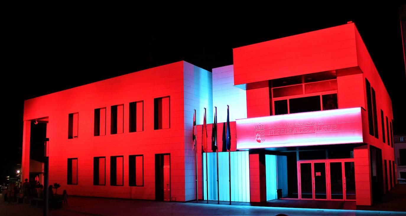 Nueva Iluminación edificio Ayuntamiento