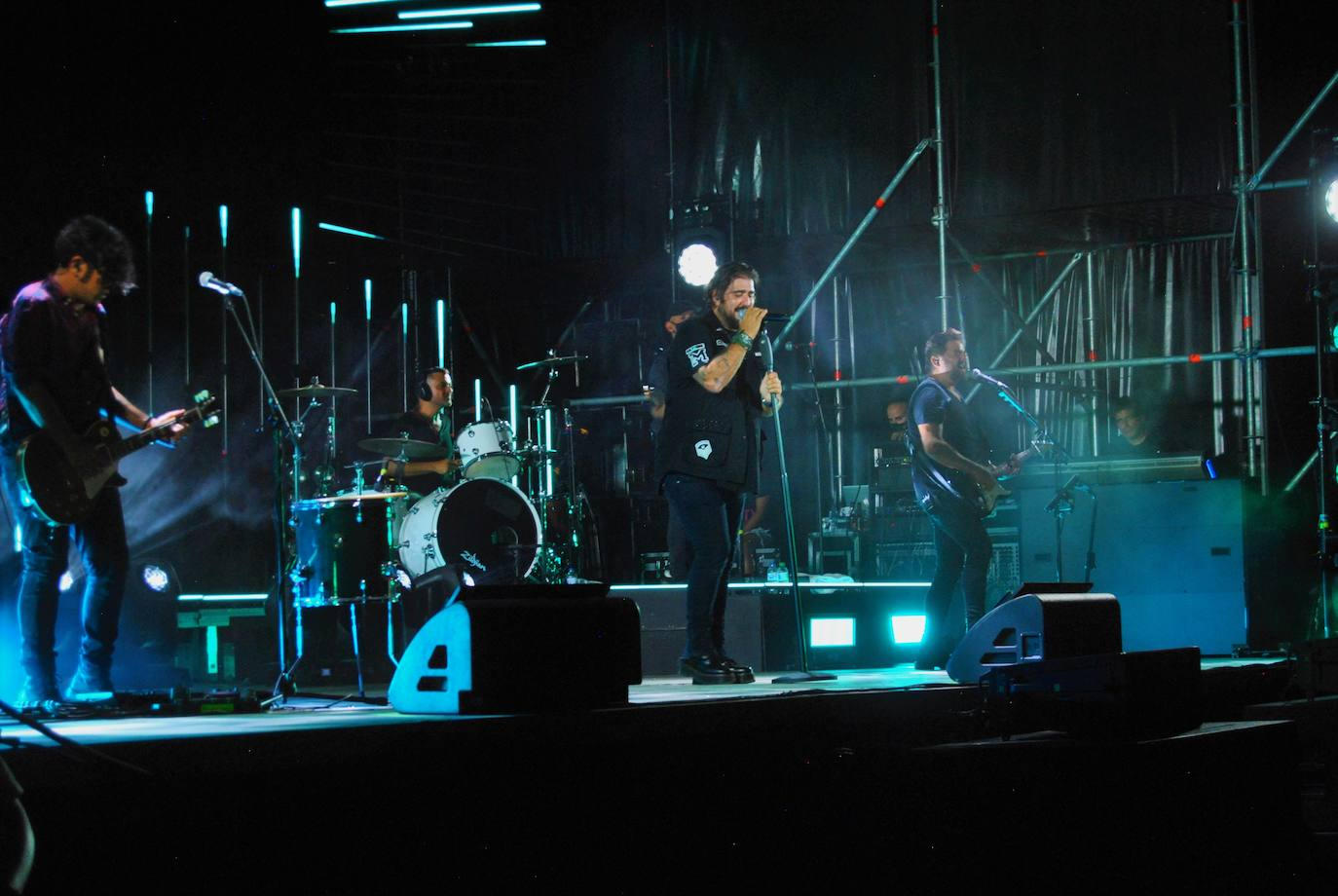 Concierto Antonio Orozco