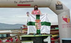 La herrereña Elena Ayuso se proclama campeona de la IV edición de Descenso-Gran Premio de la Diputación de Cáceres