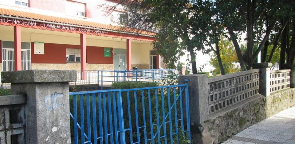 El Ayuntamiento reparará el cerramiento del complejo educativo César Carlos I