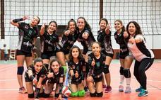 Jornada positiva para los equipos del Voleibol Jaraíz