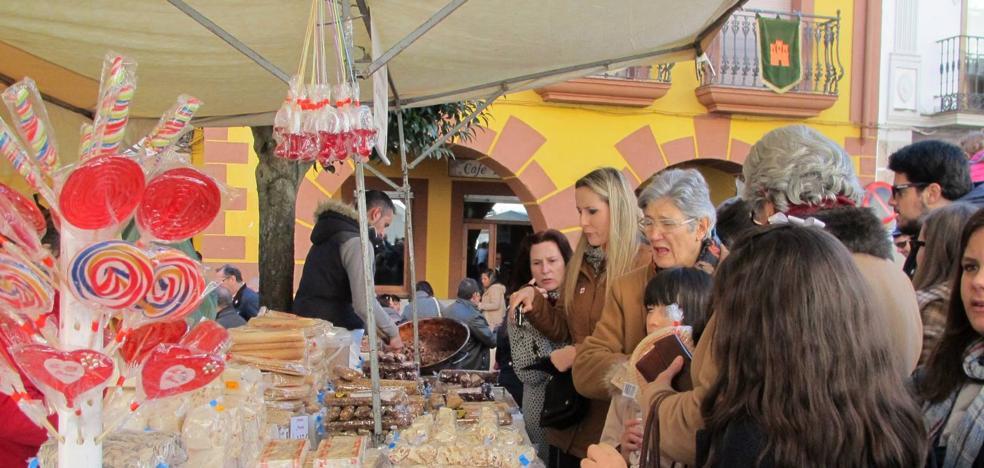 El mercado de San Andrés volverá a celebrarse en la Plaza Mayor