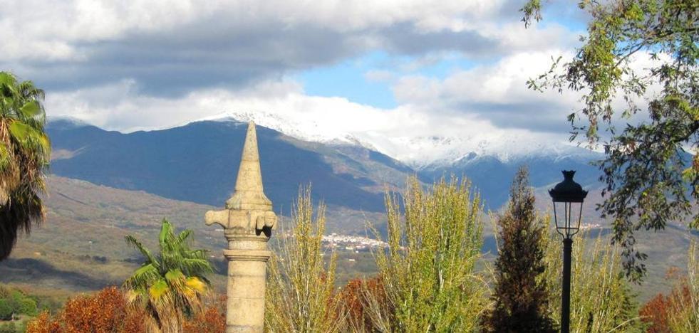 La nieve vuelve a las cumbres de Gredos