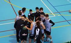 El Voleibol Jaraíz gana los tres partidos de la quinta jornada
