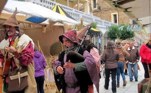 Hoy se inaugura el mercado medieval de San Andrés