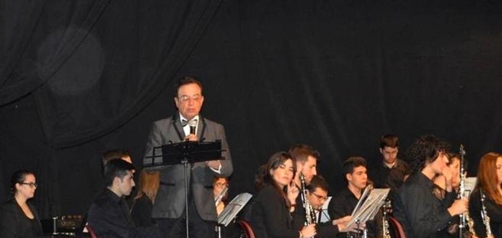 Hoy en el teatro-cine Avenida, concierto de la Banda Federal de Extremadura