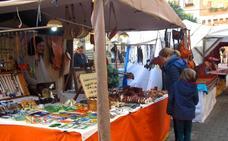 El mercado medieval acoge casi medio centenar de actividades de animación