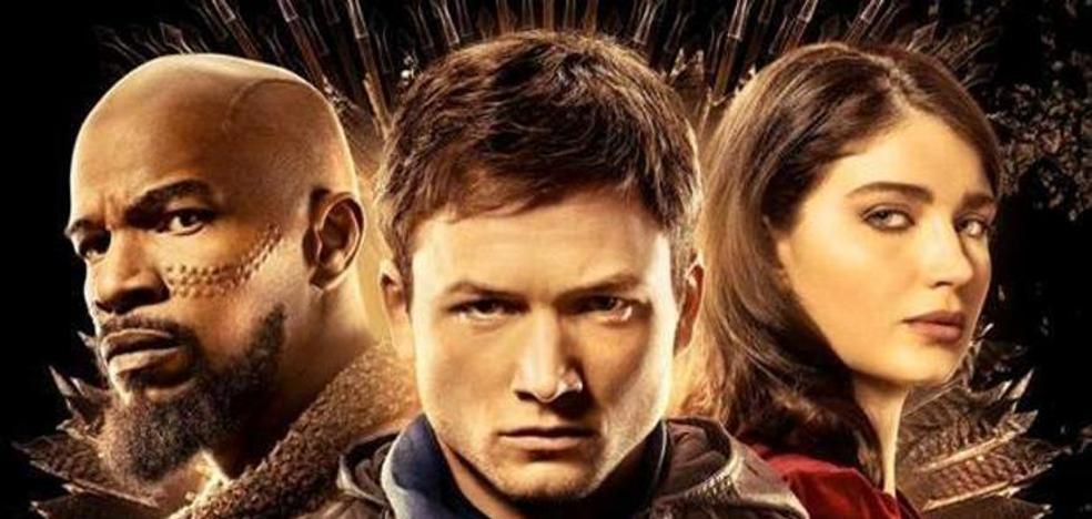 Hoy se estrena 'Robin Hood: Forajido, héroe, leyenda' en el teatro-cine Avenida