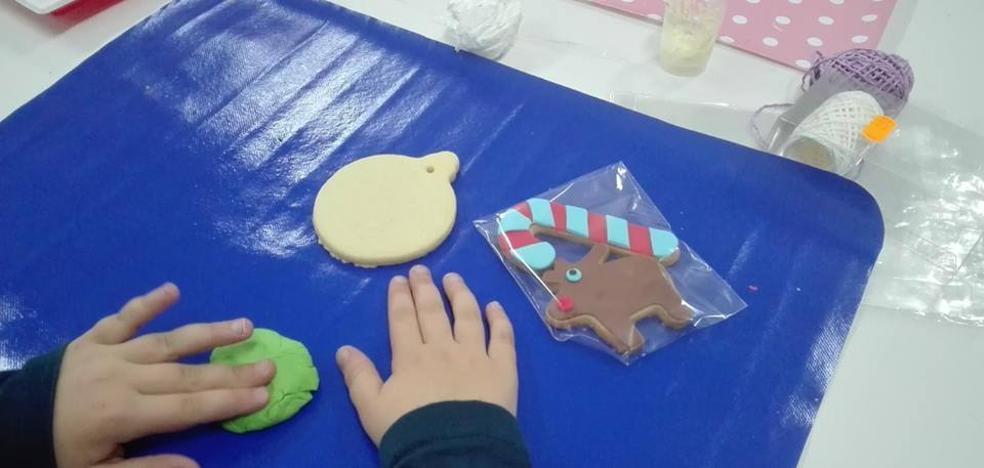 La Universidad Popular organiza actividades navideñas para niños