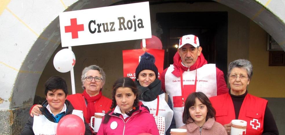 Cena homenaje a los voluntarios de Cruz Roja