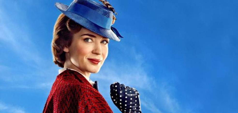 'El regreso de Mary Poppins', en el teatro-cine Avenida