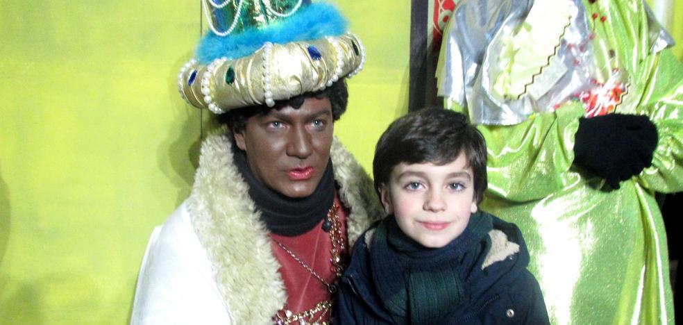 Jaraíz se vuelca con los Reyes Magos