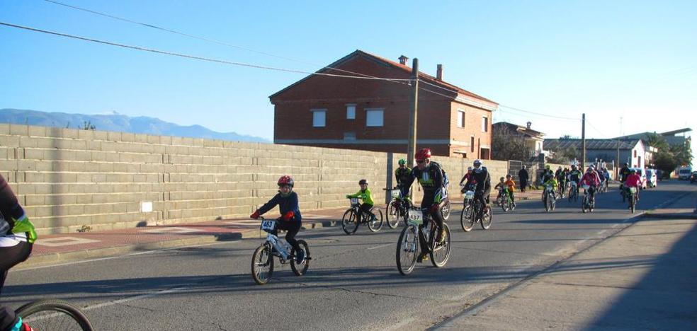 Hoy se celebra una ruta solidaria infantil en bicicleta