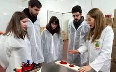 Las visitas guiadas se ponen de moda para conocer cómo se hace el pimentón de La Vera