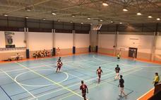 La Tercera División Nacional de Fútbol Sala vuelve al pabellón municipal