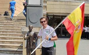 Carlos Labrador representa a España en el Mundial de Pesca de Sudáfrica