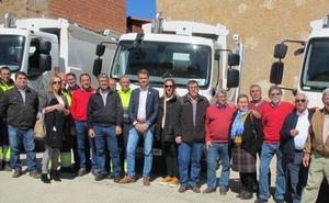 La Mancomunidad de la Vera renueva tres camiones de recogida de la basura