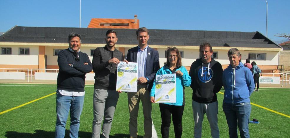 Del 15 al 17 de abril habrá un campus de fútbol para niños