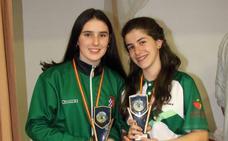 La verata Bárbara Jiménez, campeona autonómica de ajedrez, en cadete