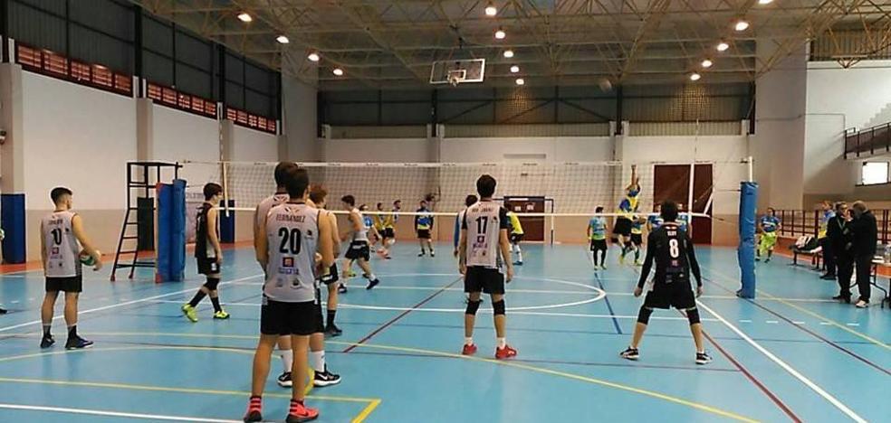 Hoy se disputa en Jaraíz la final extremeña de voleibol en la categoría juvenil masculina