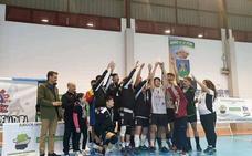 El Voleibol Jaraíz juvenil masculino, subcampeón de Extremadura