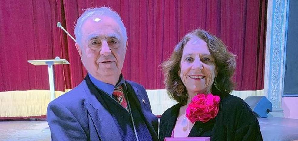 El pimentón de la Vera con denominación recibe en Sevilla el Premio Giralda-Encina