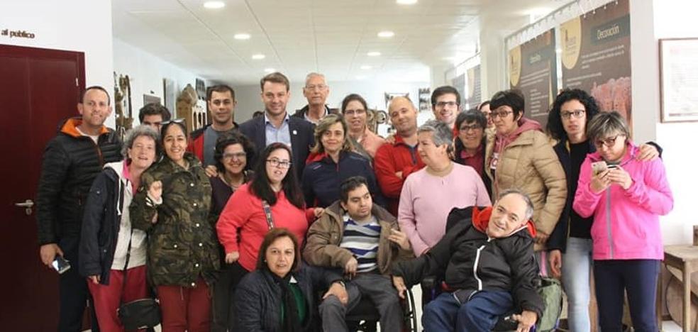 Aspace crea una sala de psicomotricidad gracias a un donativo