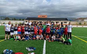 Comienza el campus de fútbol para niños y niñas de 6 a 15 años