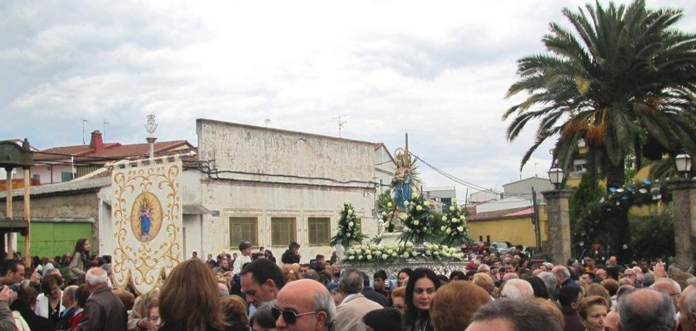 Comienzan las fiestas de la Virgen del Salobrar