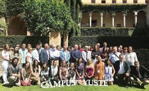 Ofertan 200 becas para participar en los cursos del Campus Yuste de 2019