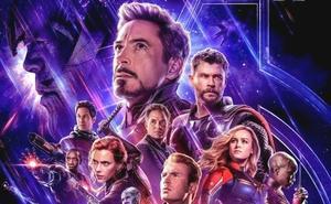 'Vengadores, Endgame', en el teatro-cine Avenida